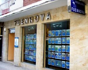 Fachada de Fuennova