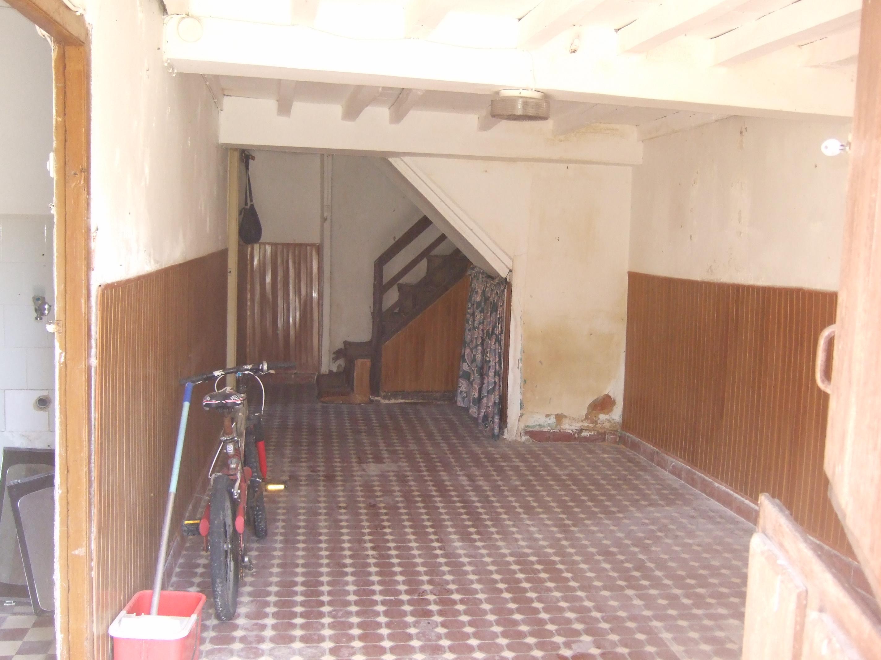Casa con terreno para rehabilitar en gandarillafuennova for Rehabilitar casa