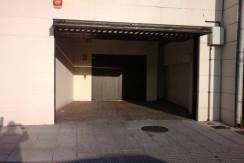 Venta de plaza de garaje cerrada en Torrelavega