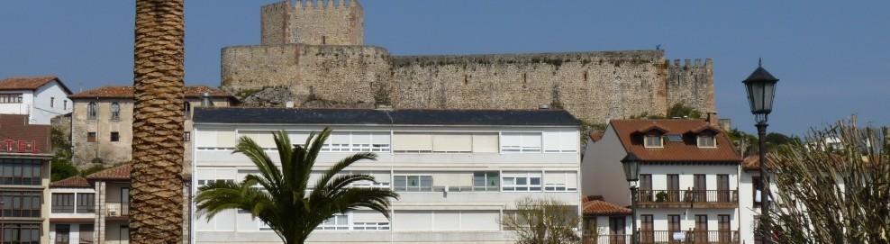 Venta piso de 2 dormitorios en San Vicente de la Barquera