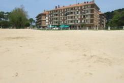 Piso en la playa con garaje en San Vicente de la Barquera
