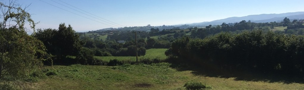 Vende terreno urbano en Lamadrid-Valdáliga