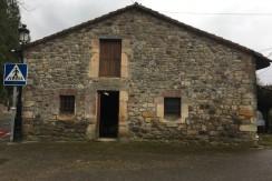 Casa independiente para rehabilitar en Mazcuerras