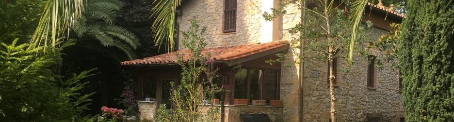venta preciosa casa de piedra en Abanillas-Val de San Vicente