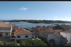 Piso con vistas excepcionales en San Vicente de la Barquera