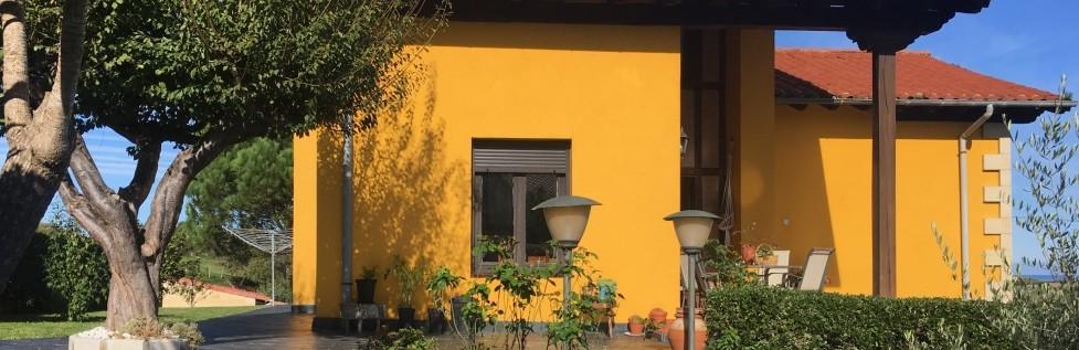 Venta casa independiente con parcela en Prellezo-Val de San Vicente