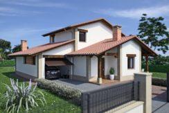 Venta casa individual de obra nueva en Santibañez-Cabezon de la sal