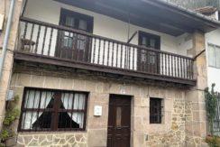 Casa montañesa en Treceño, Valdaliga.